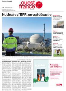 Ouest-France Édition France – 10 juillet 2020