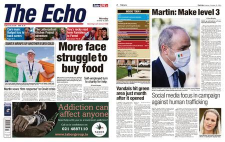 Evening Echo – October 12, 2020