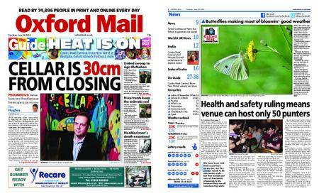 Oxford Mail – June 28, 2018