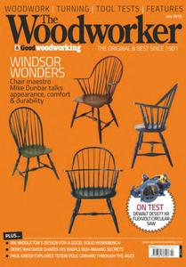 The Woodworker & Woodturner - July 2019