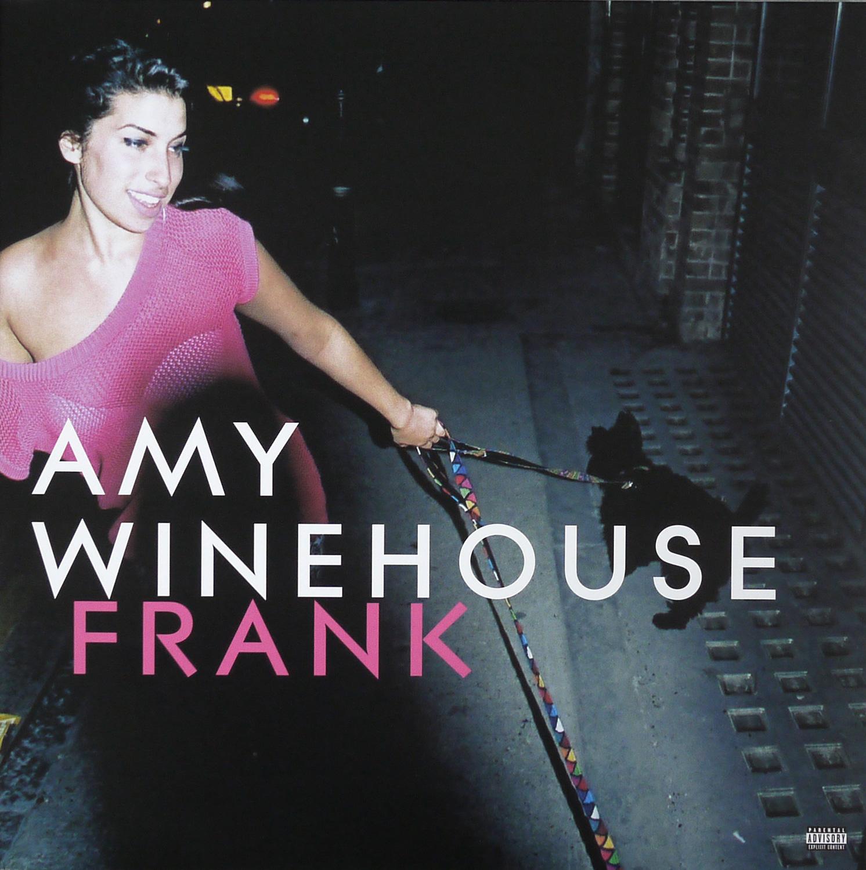 Amy Winehouse – Frank (UK Original) Vinyl rip in 24 Bit/96 Khz + CD