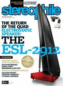 Stereophile - August 2017