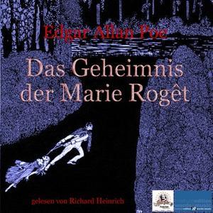 «Das Geheimnis der Marie Rogêt» by Edgar Allan Poe