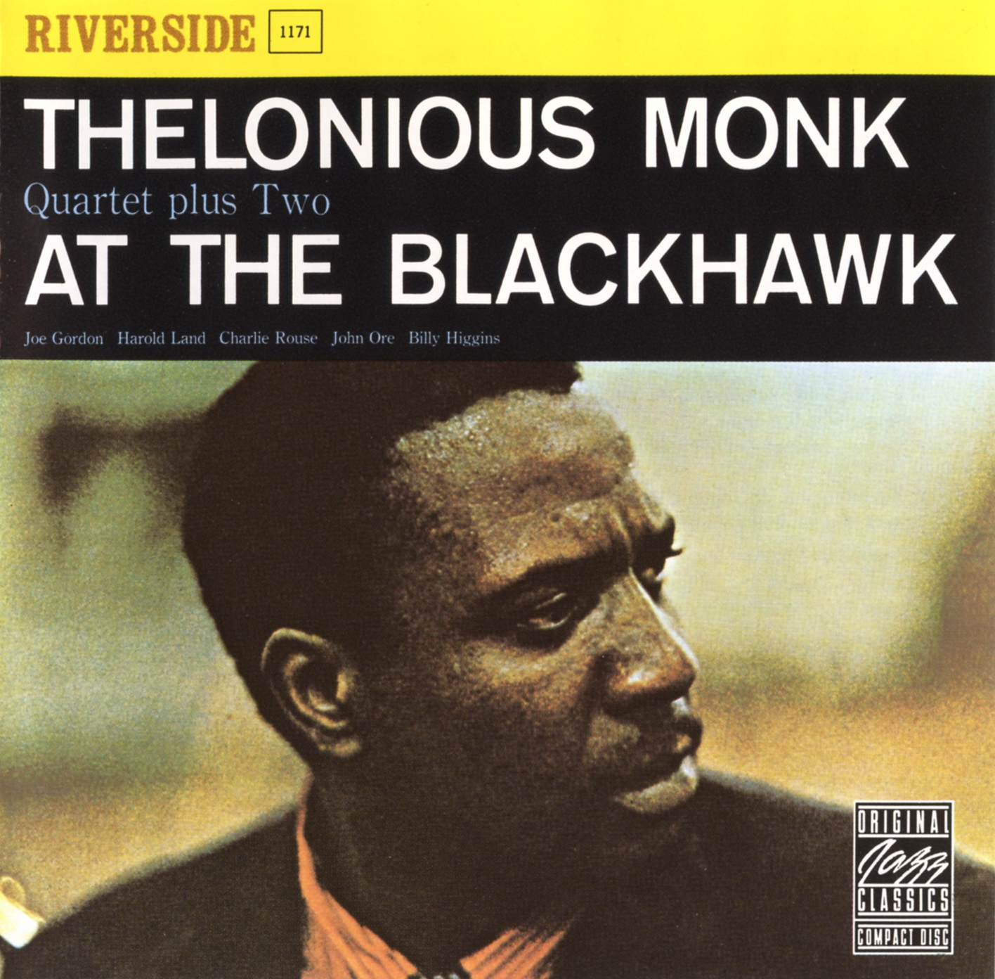 Thelonious Monk Quartet plus Two - At The Blackhawk (1960) [Remastered 1987]