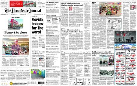 The Providence Journal – September 09, 2017