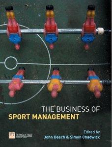 Business of Sport Management (repost)