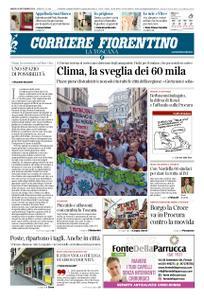 Corriere Fiorentino La Toscana – 28 settembre 2019