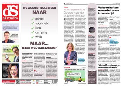 De Stentor - West-Veluwe – 29 april 2020