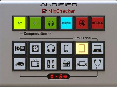 Audified MixChecker Pro v1.1.1 WiN