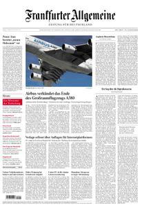 Frankfurter Allgemeine Zeitung F.A.Z. - 15. Februar 2019