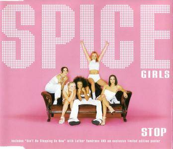 Spice Girls - Stop (CD singles) (1998) {Virgin} **[RE-UP]**