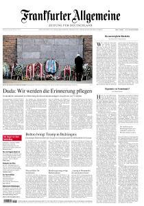 Frankfurter Allgemeine Zeitung - 28 Januar 2020