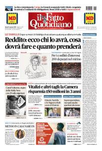 Il Fatto Quotidiano - 03 gennaio 2019