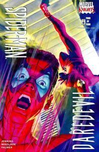 Daredevil  Spider-Man - Unusual Suspects 04