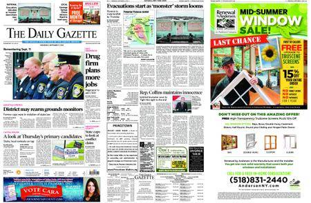 The Daily Gazette – September 12, 2018