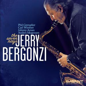 Jerry Bergonzi - The Seven Rays (2019)