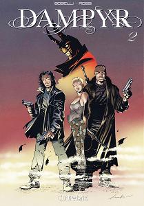 Dampyr - Tome 2 - Fantome de Sable