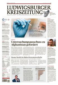 Ludwigsburger Kreiszeitung LKZ - 23 August 2021