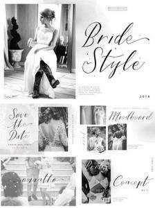 Bride Style - Modern Calligraphy 2178820