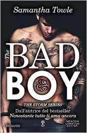 The bad boy - The Storm series - Samantha Towle