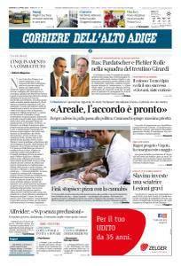 Corriere dell'Alto Adige - 1 Aprile 2018