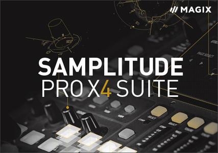 MAGIX Samplitude Pro X4 Suite 15.2.2.388 Multilingual (x64) Portable