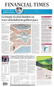 Financial Times Middle East - March 16, 2020