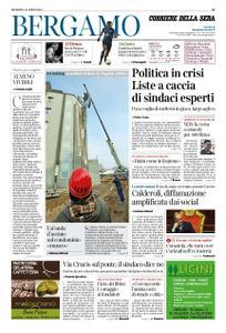 Corriere della Sera Bergamo – 21 aprile 2019