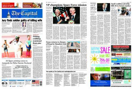 The Capital – August 10, 2018