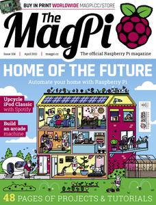 The MagPi - April 2021