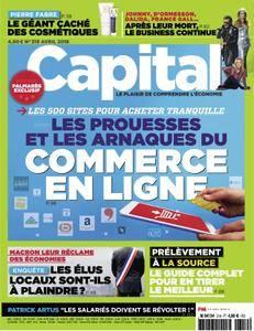 Capital France - April 2018