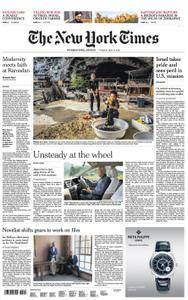 International New York Times - 15 May 2018