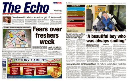 Evening Echo – August 12, 2020