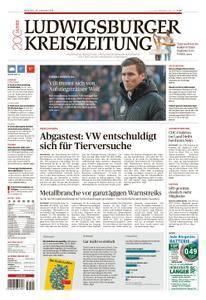 Ludwigsburger Kreiszeitung - 29. Januar 2018
