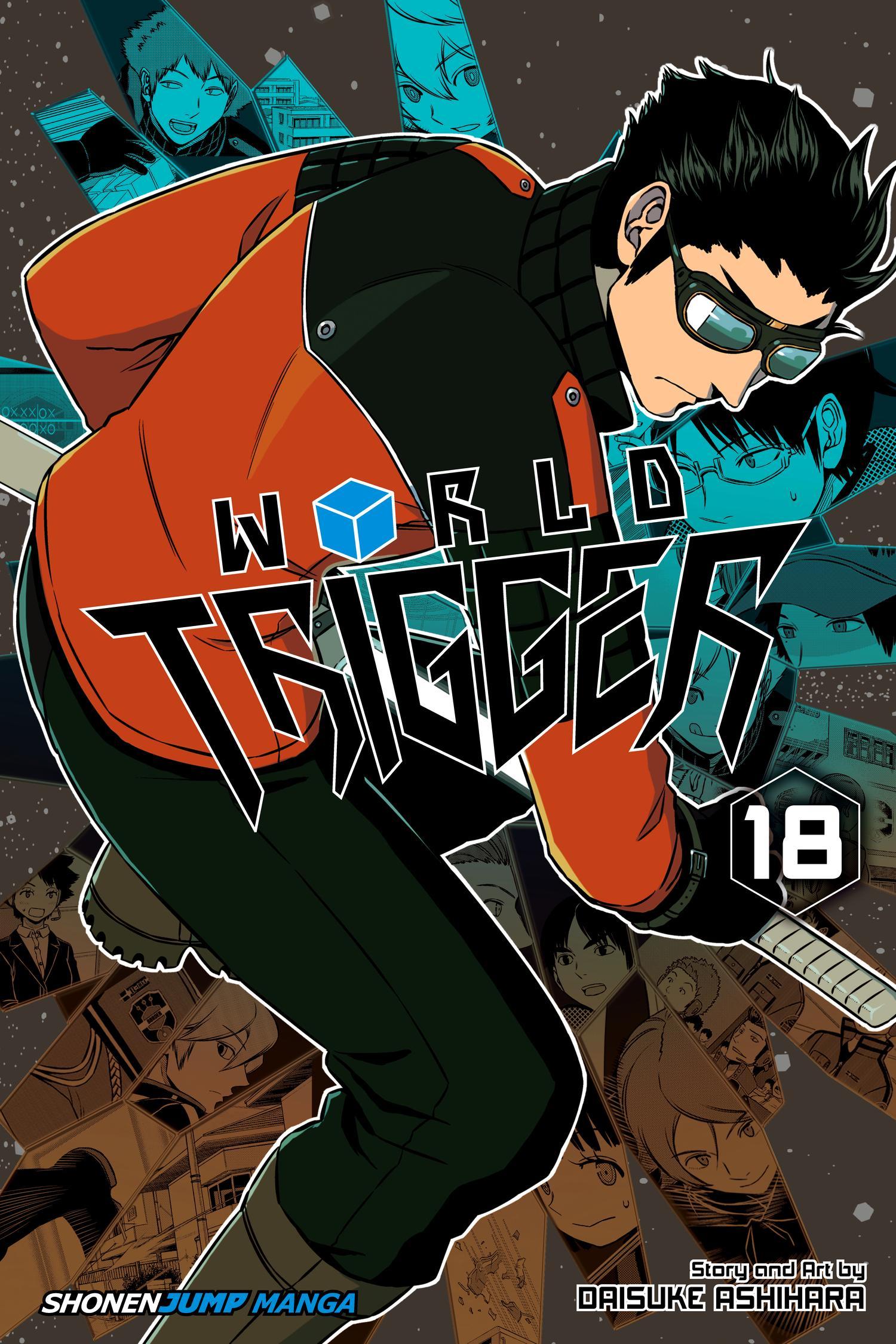 World Trigger v18 2018 Digital LuCaZ
