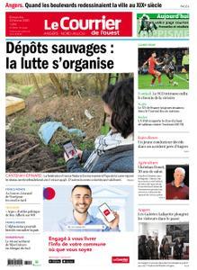 Le Courrier de l'Ouest Angers – 23 février 2020