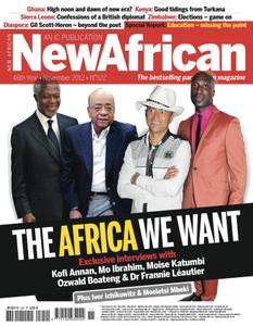 New African - November 2012