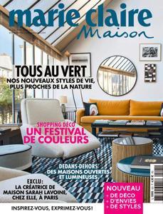 Marie Claire Maison France - mai 2021