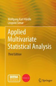 Applied Multivariate Statistical Analysis, Third Edition