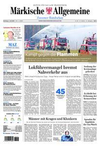 Märkische Allgemeine Zossener Rundschau - 02. Juli 2019