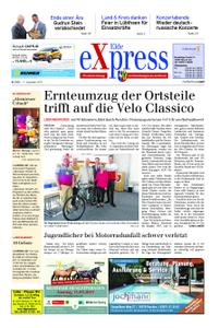 Elde Express - 11. September 2019