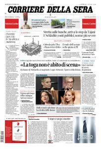 Corriere della Sera - 10 Ottobre 2017