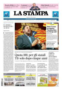 La Stampa Imperia e Sanremo - 6 Gennaio 2019