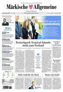 Märkische Allgemeine Dosse Kurier - 04. April 2018