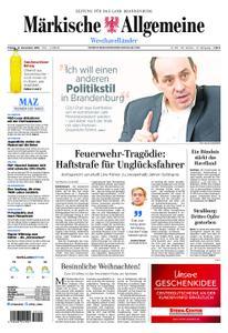 Märkische Allgemeine Westhavelländer - 14. Dezember 2018
