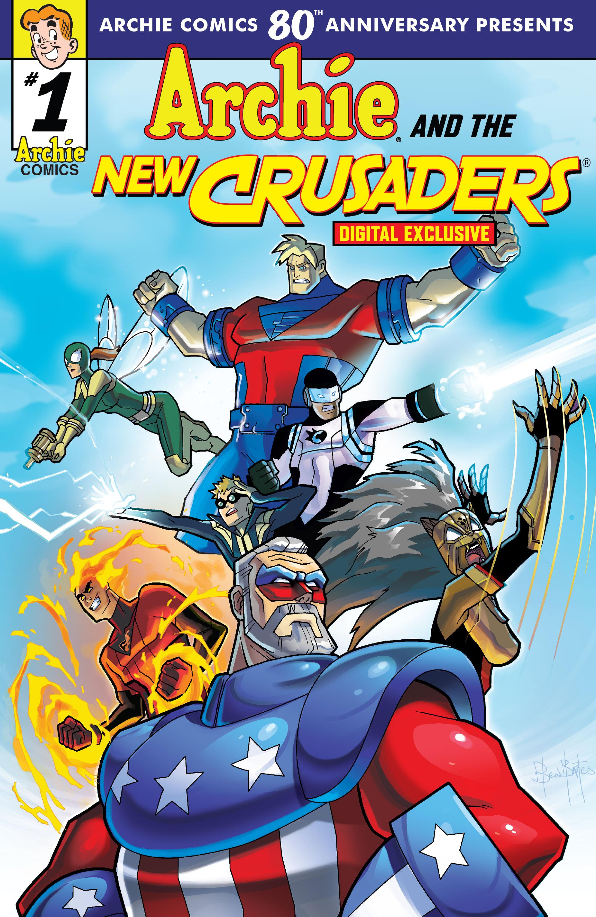 Archie Comics 80th Anniversary Presents 006 - New Crusaders (2020) (Forsythe-DCP