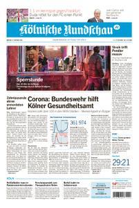 Kölnische Rundschau Wipperfürth/Lindlar – 19. Oktober 2020