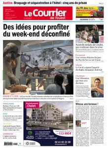 Le Courrier de l'Ouest Cholet – 22 mai 2021