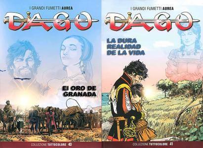 Dago: El Oro De Granada (Tomo 40) y La Dura Realidad De La Vida (Tomo 41)
