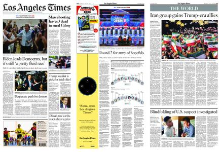 Los Angeles Times – July 29, 2019
